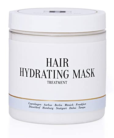 Harklinikken Hair Hydrating Mask 8.5 Oz. Hydrating Treatment Intensely Hydrating Mask – Great for Dry and Damaged Hair