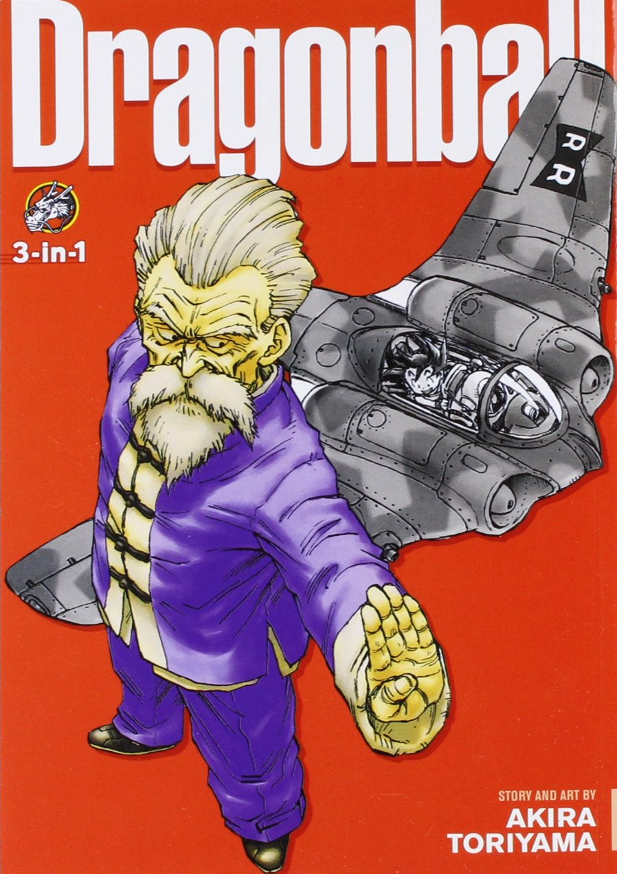 Dragon Ball 3 1 Vol