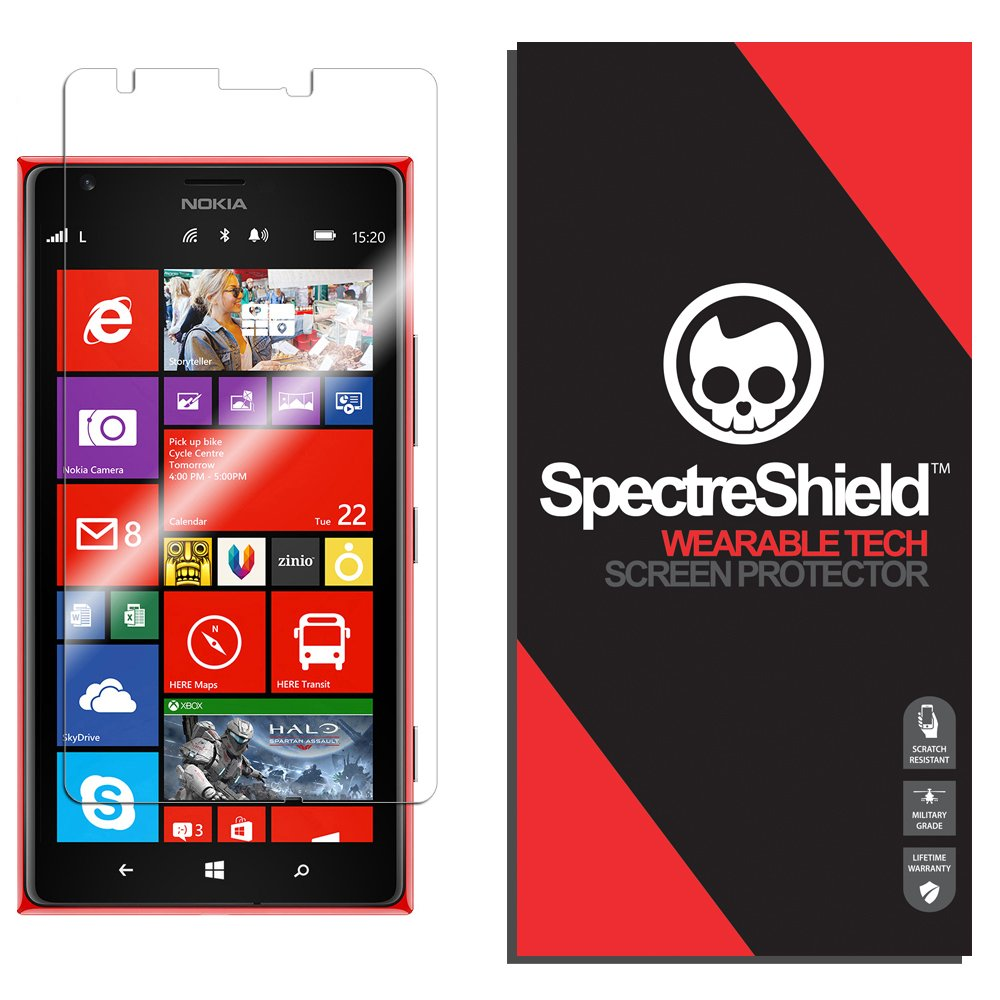 new product 75cee c2ac4 Spectre Shield Nokia Lumia 1520 Screen Protector Accessory Screen Protector  for Nokia Lumia 1520 Case Friendly Full Coverage Clear Film