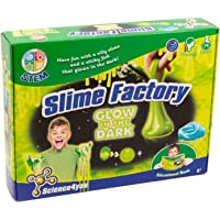 Science4you Slime brilla en la oscuridad - juguete educativo STEM