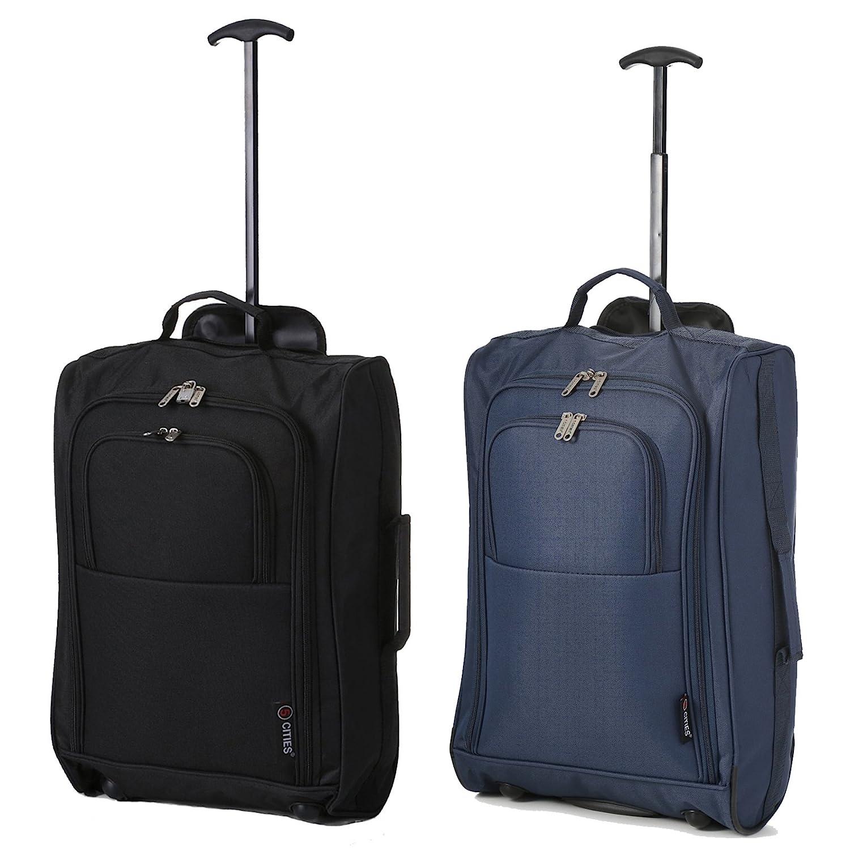 Cabin Luggage Trolley Bags- Fenix Toulouse Handball 98d1812e38912