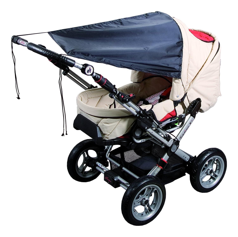 Sunnybaby Universal Sun Shade for Pram or Stroller (Black)  sc 1 st  Amazon UK & Baby: Parasols u0026 Sun Covers