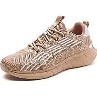 ZPAWDH Zapatillas Deportivas de Mujer Hombre Running Zapatos Ligero Calzado Aire Libre Sneakers