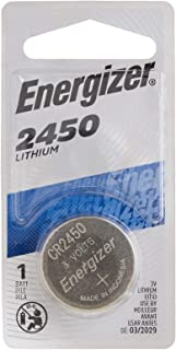 product image for Energizer Lithium Coin Watch/Electronic Battery Ecr2450