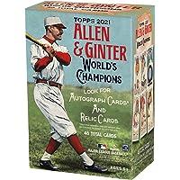 $25 » 2021 Topps Allen & Ginter Baseball Value Box