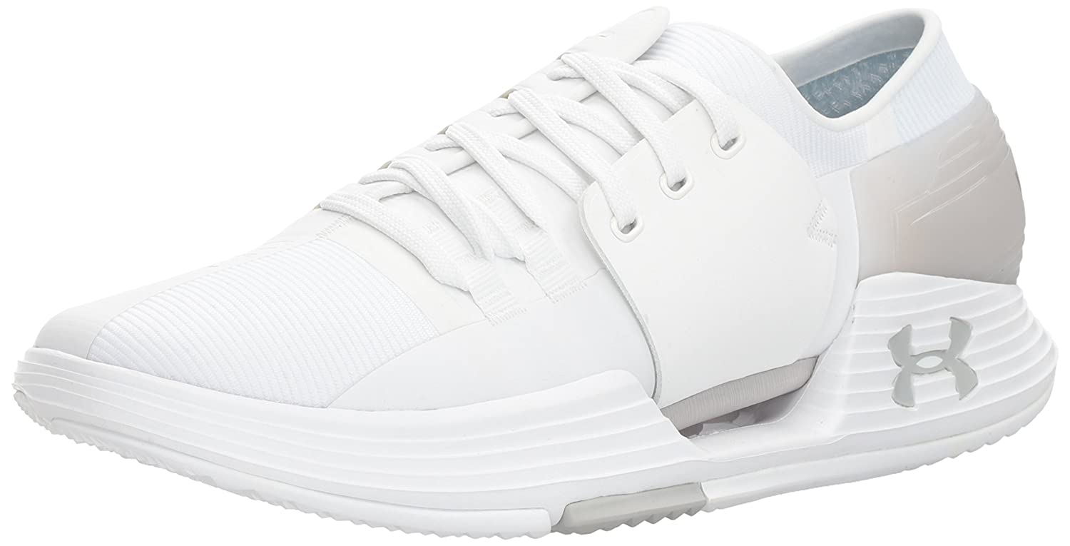 Under Armour Women's Speedform Amp 2.0 Cross-Trainer Shoe B01MXYCVVR 10 M US|White (100)/White