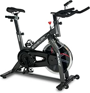 Bladez Fitness Echelon GS ciclo Indoor - Echelon GS, Negro: Amazon ...