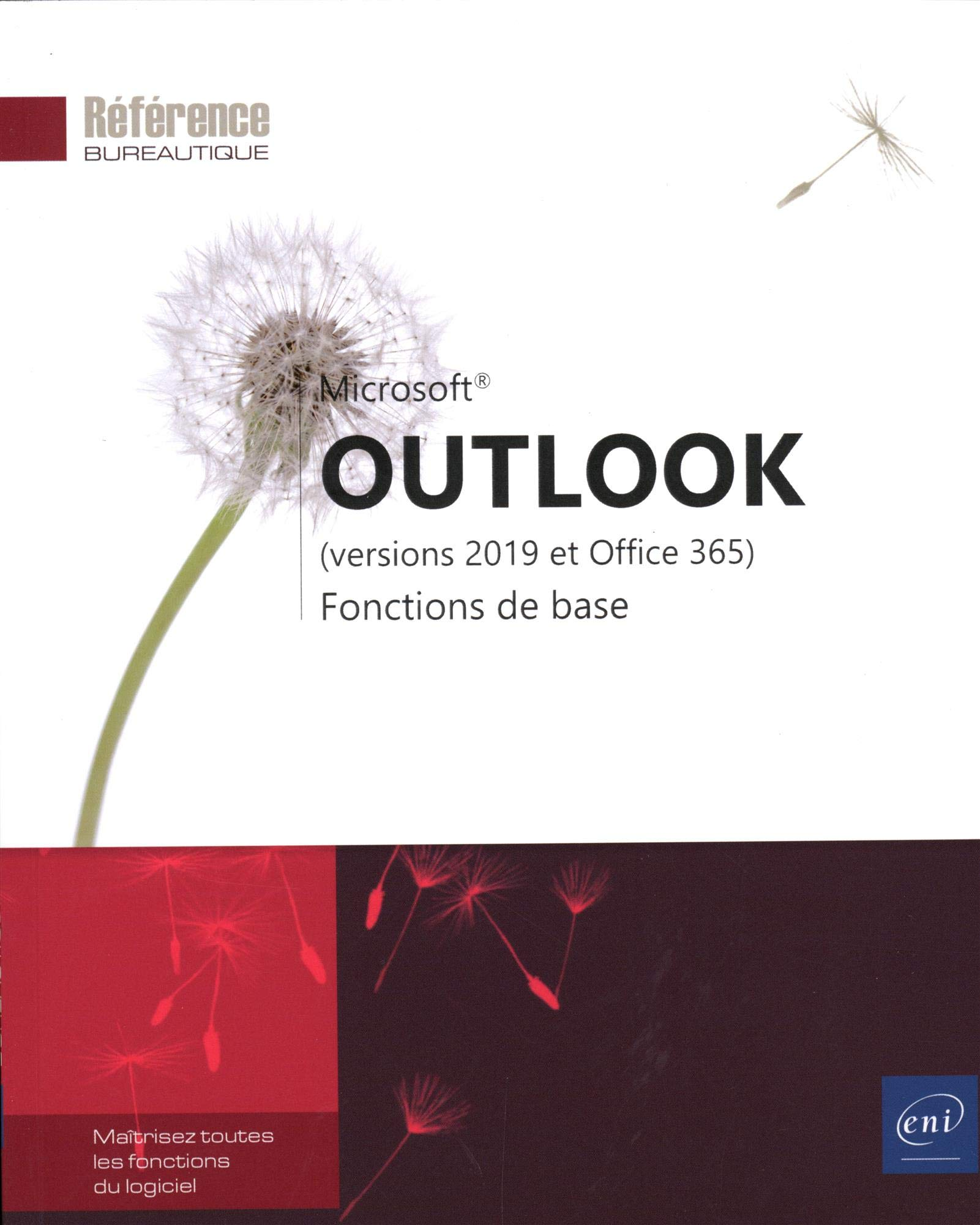 Outlook (versions 2019 et Office 365)   Fonctions de base