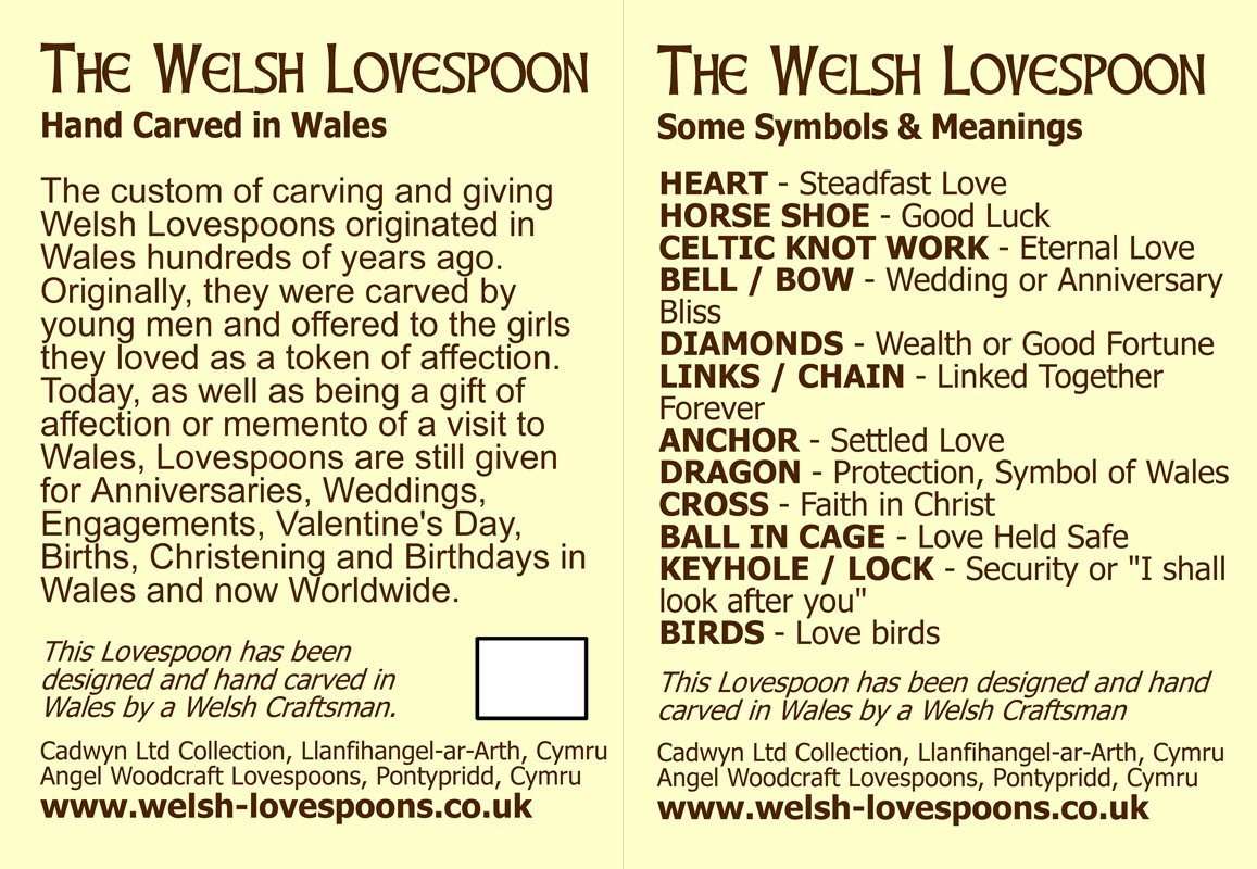 Amazon giant welsh love spoon free engraving of names amazon giant welsh love spoon free engraving of names date kitchen dining buycottarizona Image collections