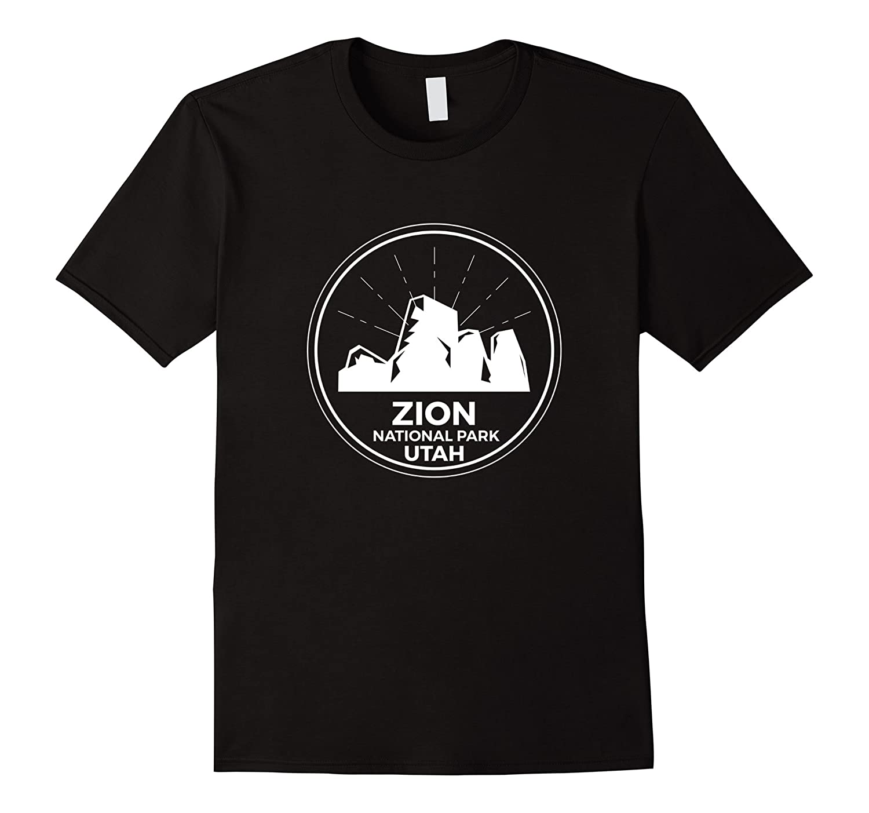Zion National Park T-Shirt - Utah Camping Gift-TH