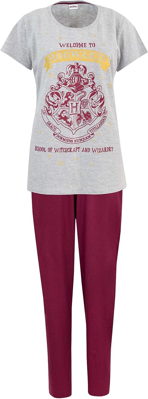 Harry Potter Womens' Hogwarts Pajamas