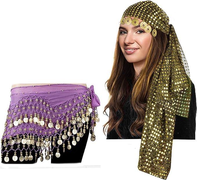 Amazon.com: Tigerdoe - Disfraz de gitano para mujer – Juego ...
