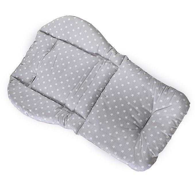 Amazon.com: Twoworld - Cojín para silla alta de bebé, gran ...