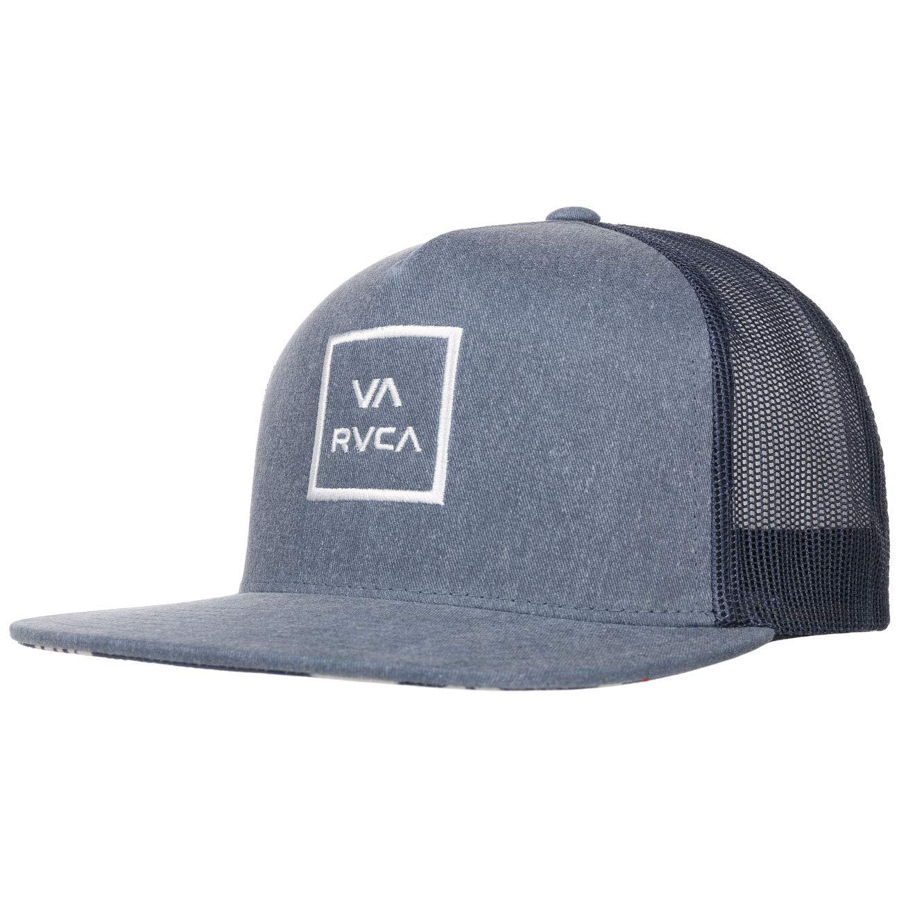 RVCA Gorra VA All The Way Trucker de Baseball (Talla única - Azul ...