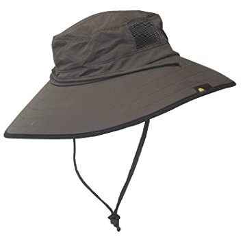 d7bf7248985b62 Sun Protection Zone Unisex Lightweight Adjustable Outdoor Booney Hat (100  SPF, UPF 50+