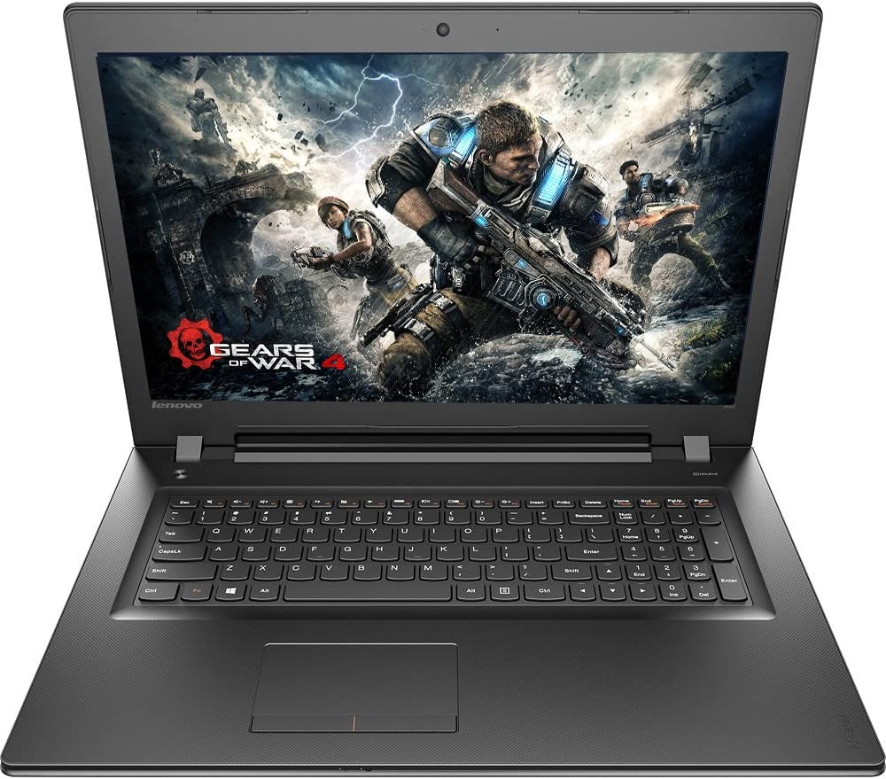 Lenovo Premium Built High Performance 15.6 inch HD Laptop (AMD FX7500 Processor, 8GB RAM 1T HDD, DVD RW, Bluetooth, Webcam, WiFi, HDMI, Windows 10 ) - Black