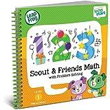 LeapFrog LeapStart Preschool Activity Book: Scout & Friends Math and Problem Solving