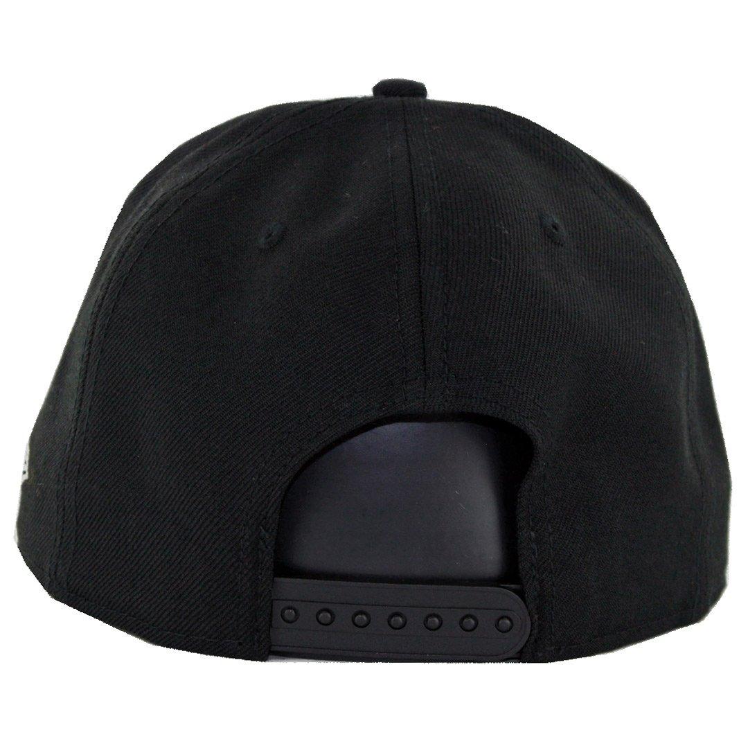 75c0c3d6b5a Amazon.com   New Era 9Fifty San Diego Padres CO Friar Snapback Hat (Black)  Men s MLB Cap   Sports   Outdoors
