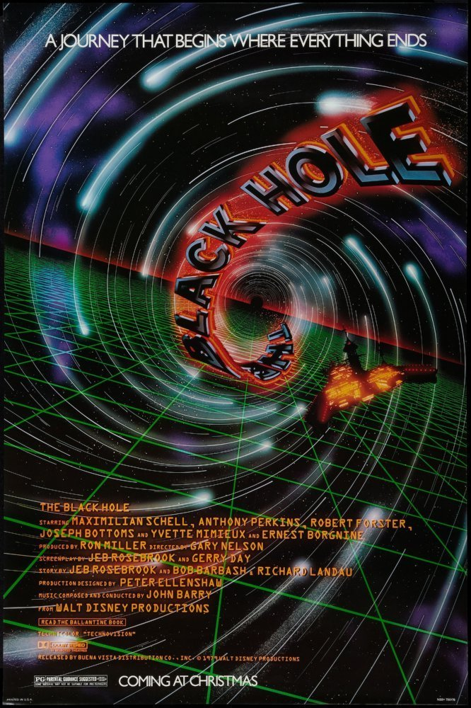 Black Hole The Movie Poster 24Inx36In #01