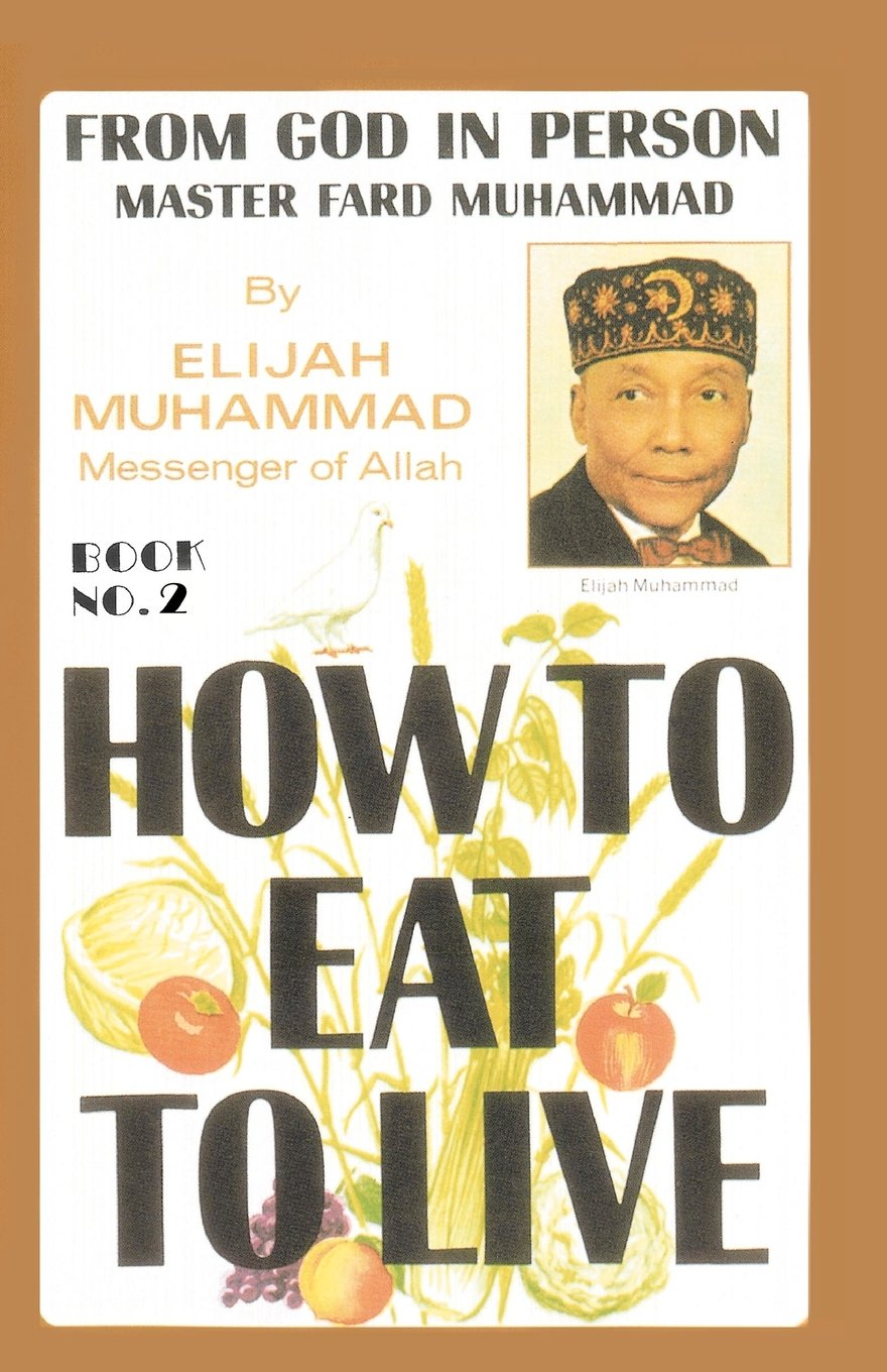 How Eat Live Book 2 product image