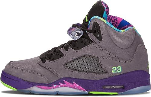 Nike Air Jordan 5 Retro - Zapatillas de Baloncesto para Hombre ...