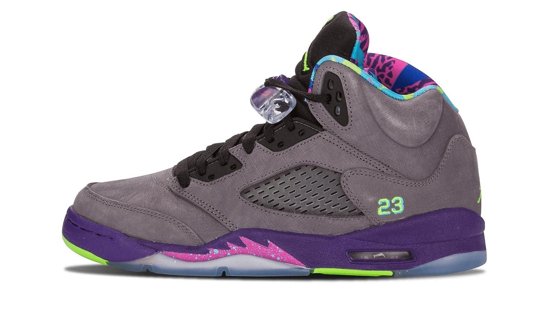 more photos e8e1a e5743 Amazon.com   Jordan Air Mens 5 Retro Bel Air   Shoes