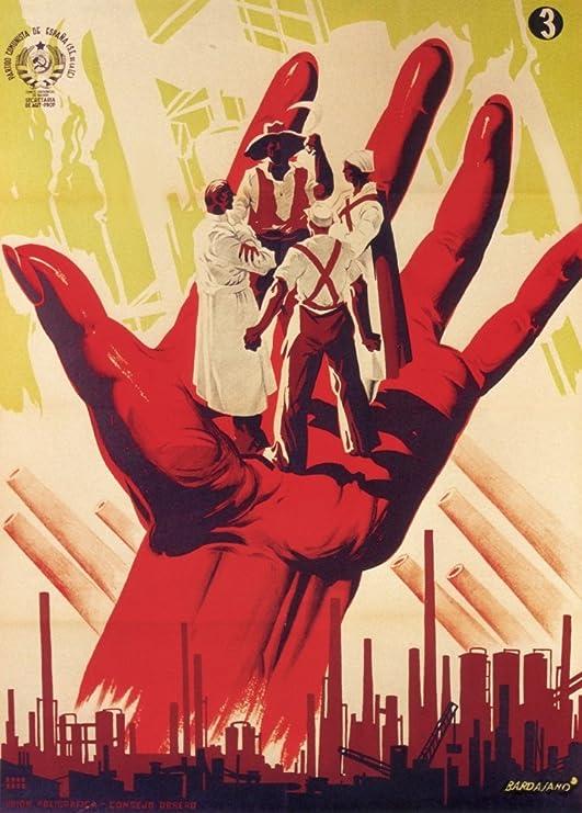 Guerra Civil Española Propaganda 1936-1939, Partico Comunista de ...