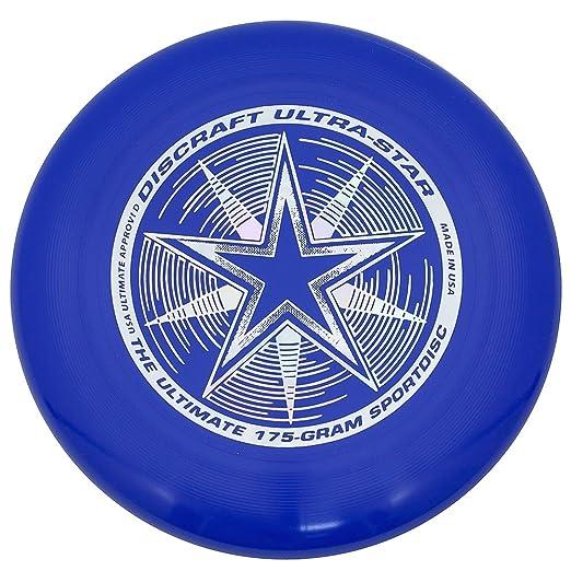 39 opinioni per Frisbee Discraft Ultra Star, 175 g