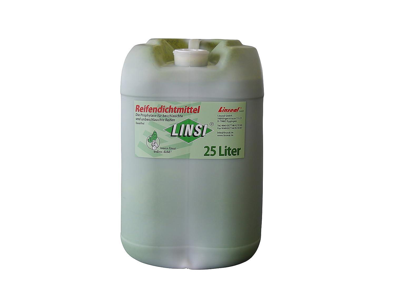 25 Liter Linseal Reifendichtmittel
