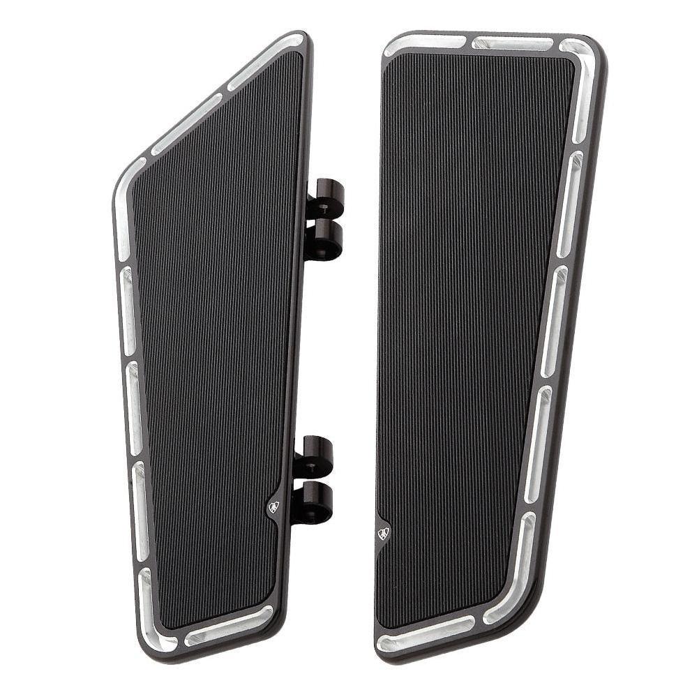 Arlen Ness 15-414 Black Adjustable Driver Floorboard