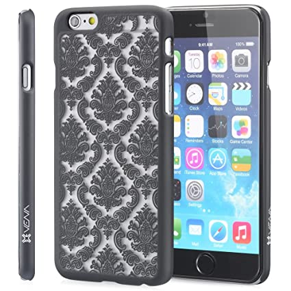 Amazon.com: iPhone 6S Funda, Vena [Tact] Patrón Slim Fit ...