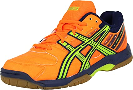 asics homme orange