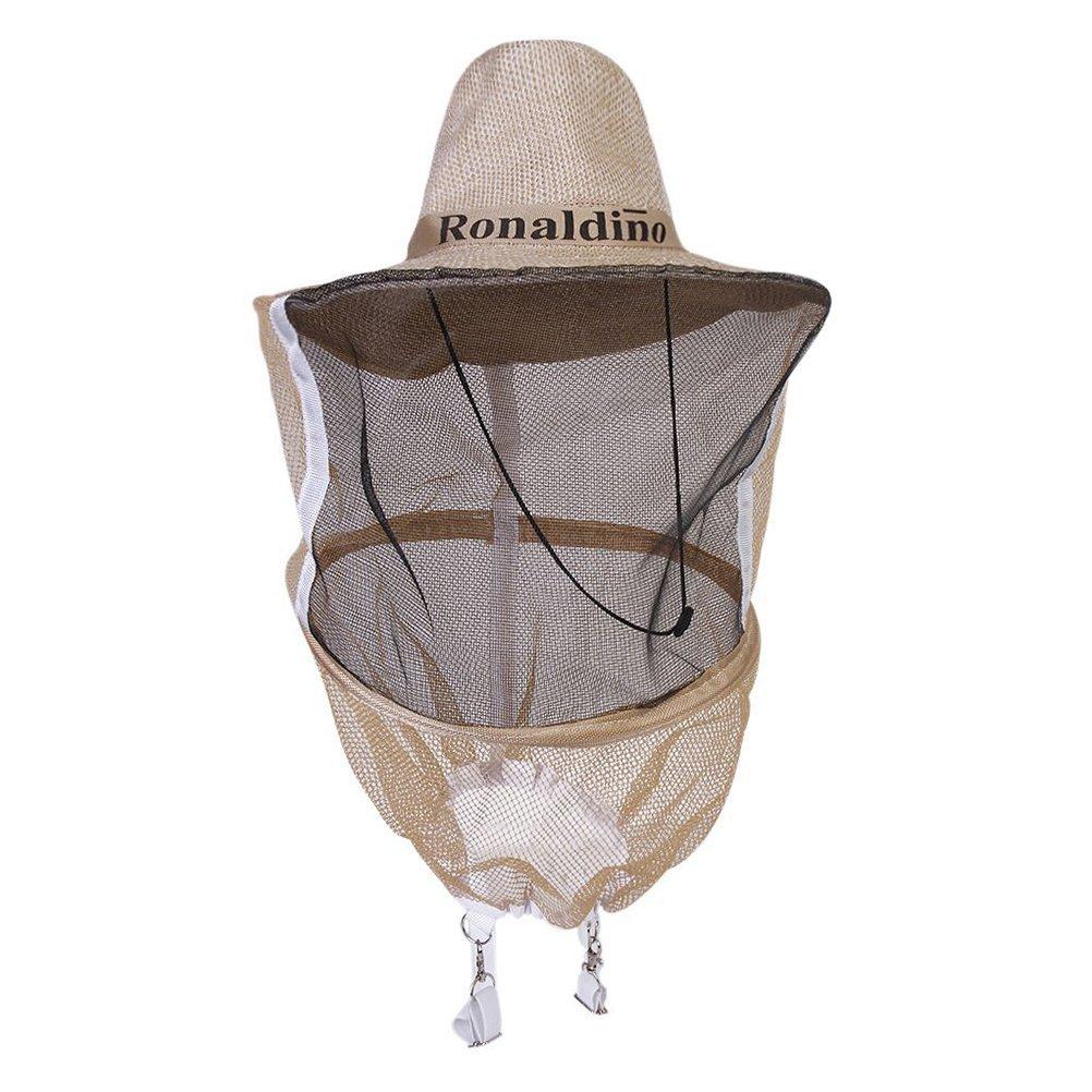 PIXNOR Abeille Insectifuge Mesh Net Protection Tête Visage Protecteur