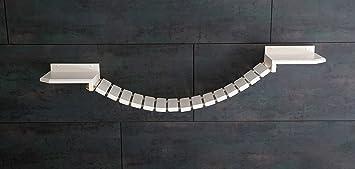 Jennys Tiershop Weiß. Katzen Wandpark, Handgefertigte Tiermöbel/Luxusmöbel, Katzenmöbel in Vielen Ausführungen, Kratzbaum/Hän