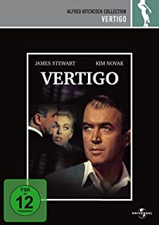 Vertigo [Reino Unido] [DVD]