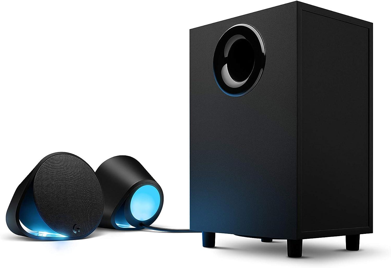Logitech G560 LIGHTSYNC PC Gaming Speakers - N/A - USB - N/A - EMEA