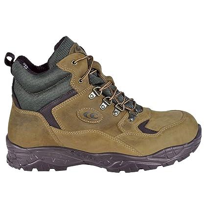 "Zapatos de Seguridad Cofra 22270-000, W44; tamaño 44, S3 SRC"""