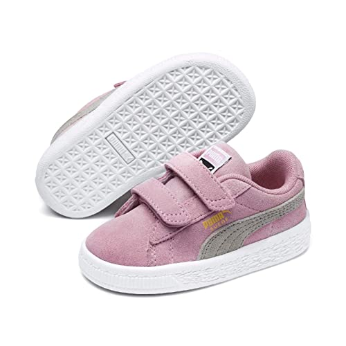 6271ca9c63aa4f Puma Kids  Suede 2 Straps Ps Low-Top Sneakers  Amazon.co.uk  Shoes ...