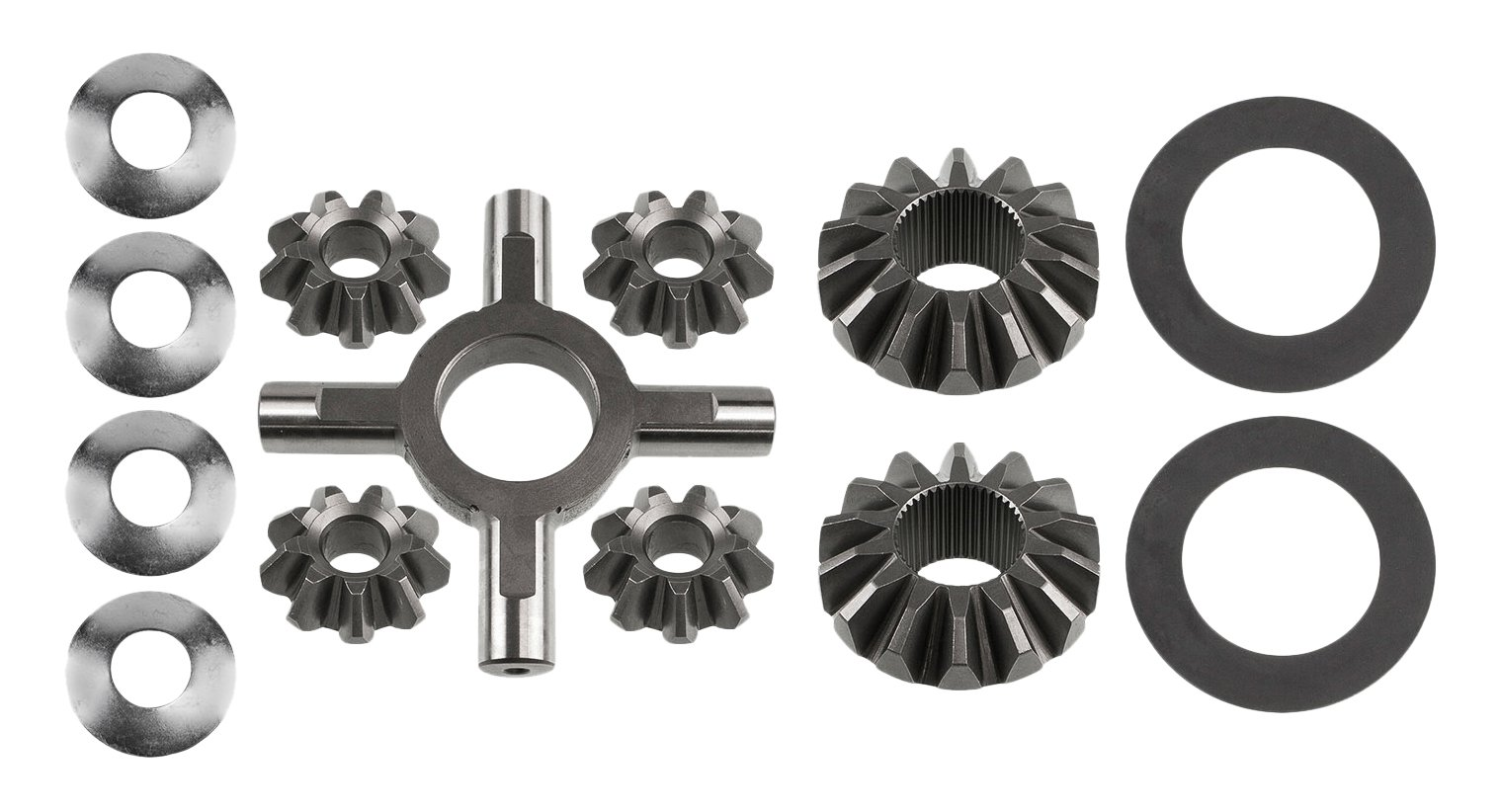 World American 216229 DS/RS404 Main Differential Kit-41 Spline