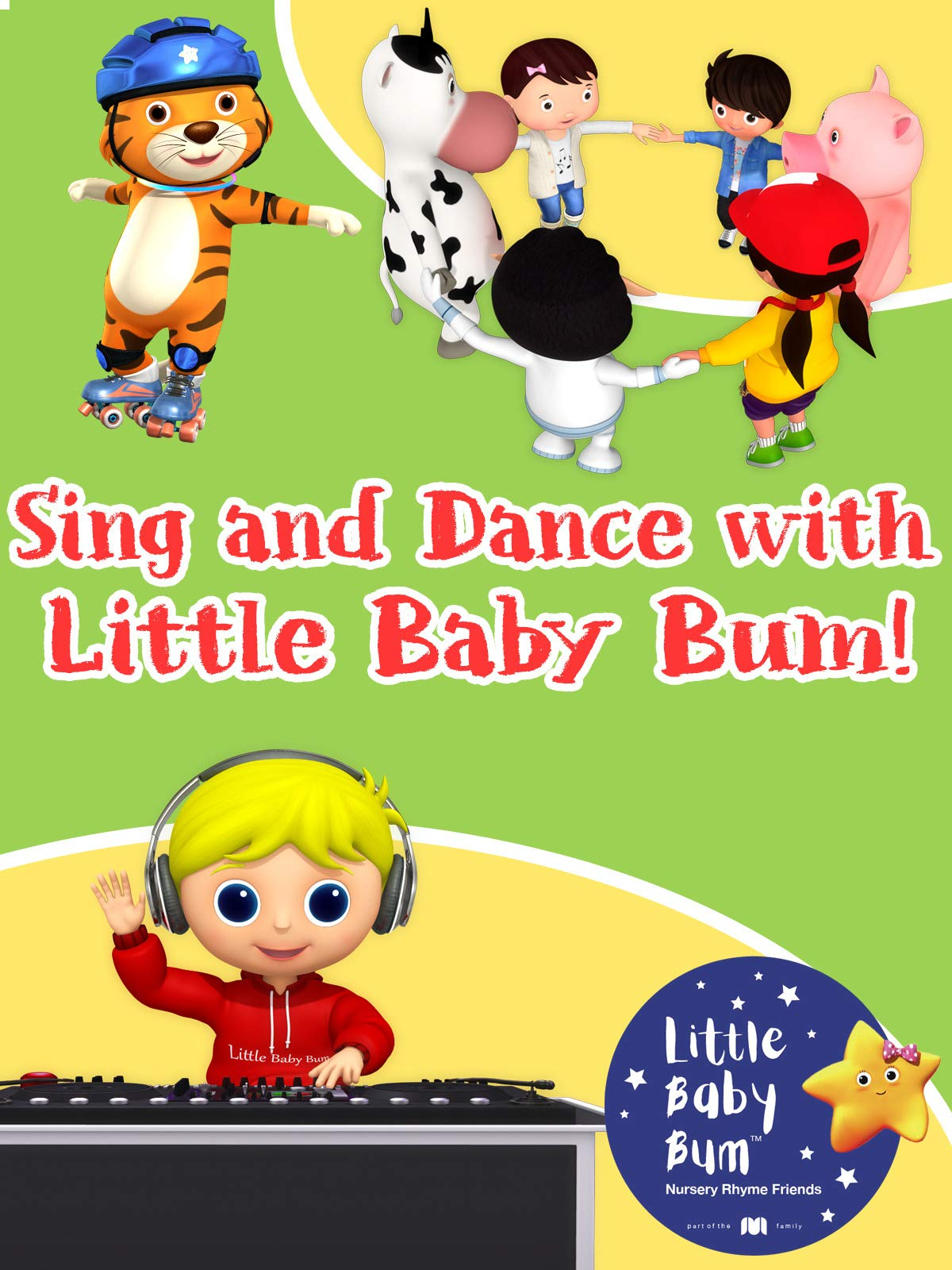Amazon com: Watch Sing and Dance with Little Baby Bum