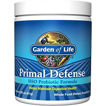 Garden of life raw probiotics ultimate care acidophilus and bifidobacteria live for Garden of life probiotics amazon