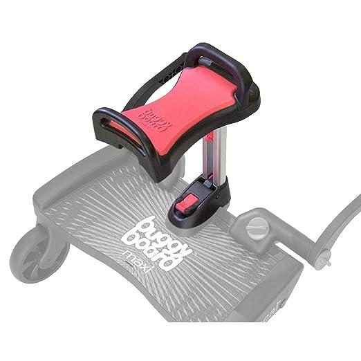 Lascal Buggy Board Asiento Saddle Red - Asiento para plataforma