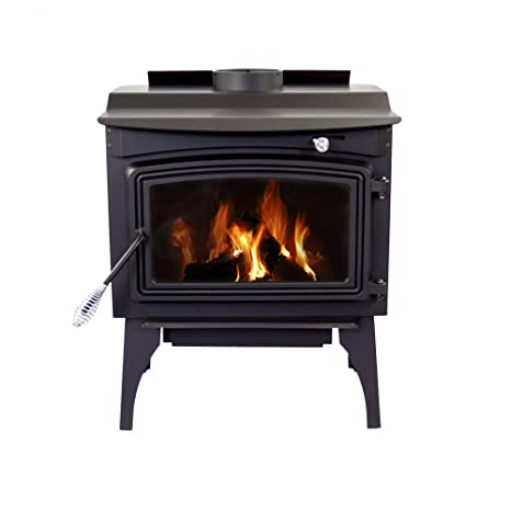 Amazon.com: Agradable Hearth ws-2720 1800 Sq. ft. Estufa de ...