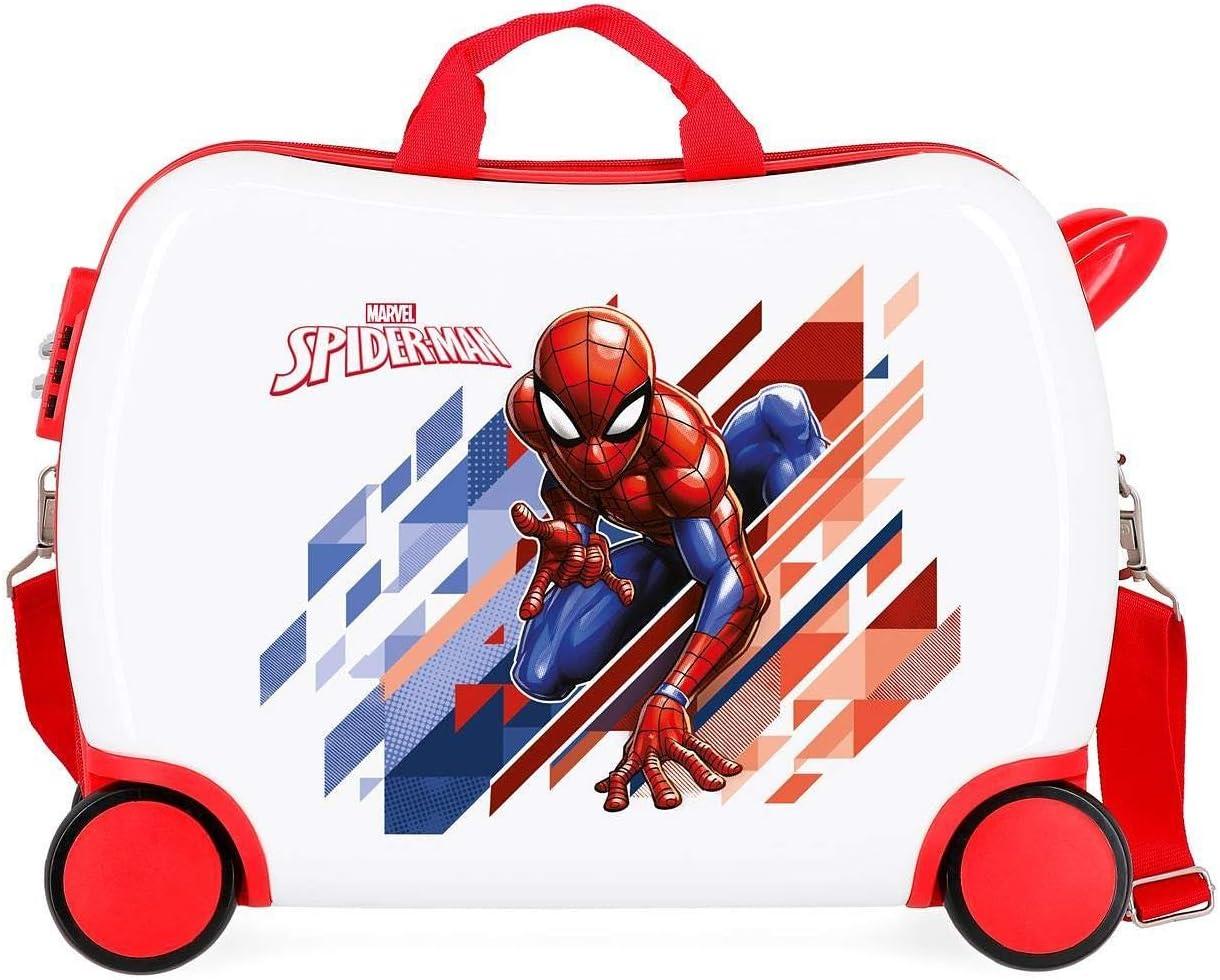 Maleta infantil Spiderman Geo