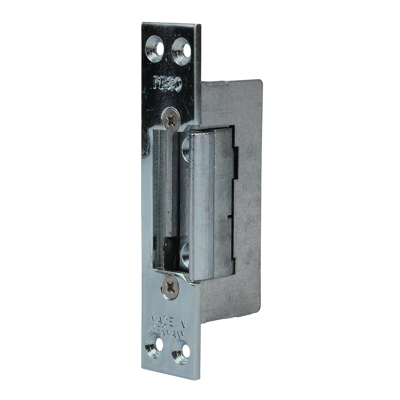 instalar cerradura en puerta de aluminio