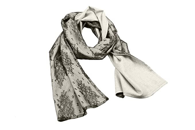 Lunga Fashion Firenze Cashmere Sartoria Old Sciarpa Donna Pizzo q6IpYwd 4fcbd352a54