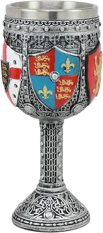 Amazon.com: Ebros Medieval English Heraldry Coat of Arms ...