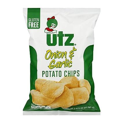 UTZ papas fritas 2.875 oz bolsas: Amazon.com: Grocery ...