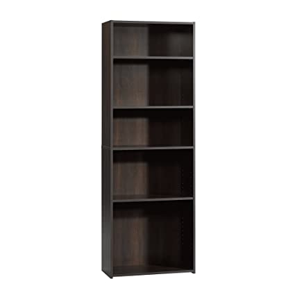 with sauder leaded four bookshelf bookcase lawyers oak section glass library doors barrister