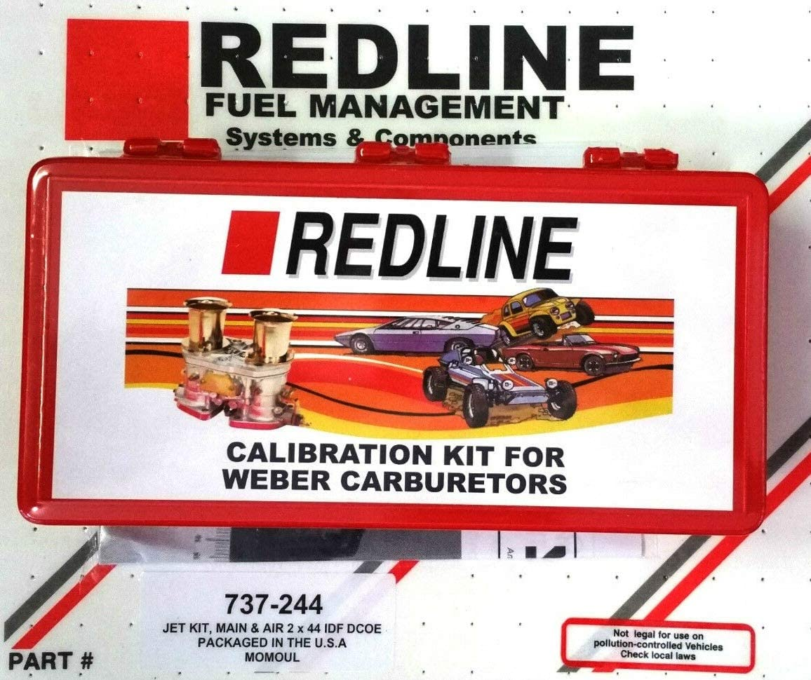 Weber 40 48 DCOE IDF Dual Carburator Jet Pack Kit NEW 737-244 44 45